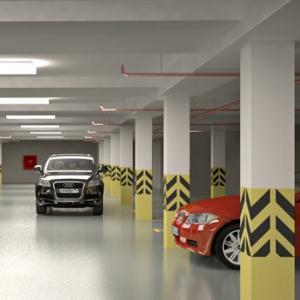 Автостоянки, паркинги Калининска