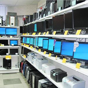 Компьютерные магазины Калининска