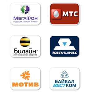 Операторы сотовой связи Калининска