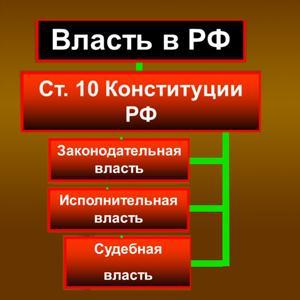 Органы власти Калининска