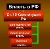 Органы власти в Калининске