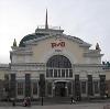 Железнодорожные вокзалы в Калининске