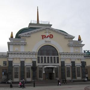 Железнодорожные вокзалы Калининска